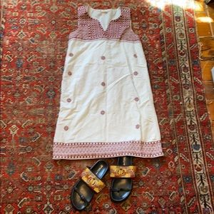 End of summer clearance set- Dress & Shoes